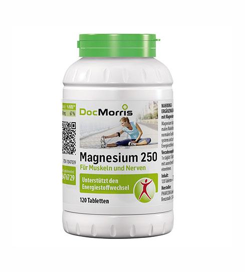 DocMorris Magnesium 250 mg Tabletten