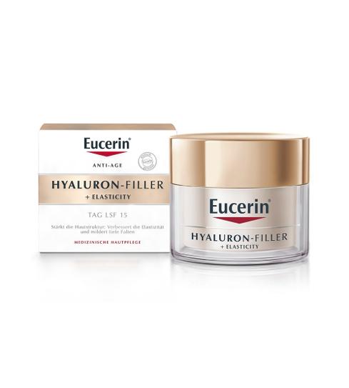 Eucerin Hyaluron-Filler + Elasticity Tagespflege