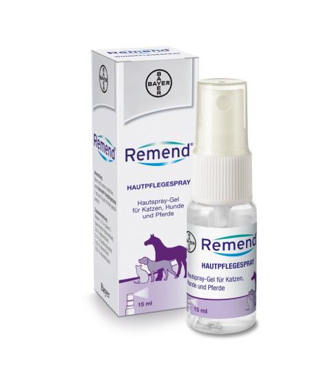 Remend Hautpflegespray für Hund/Katze/Pferd