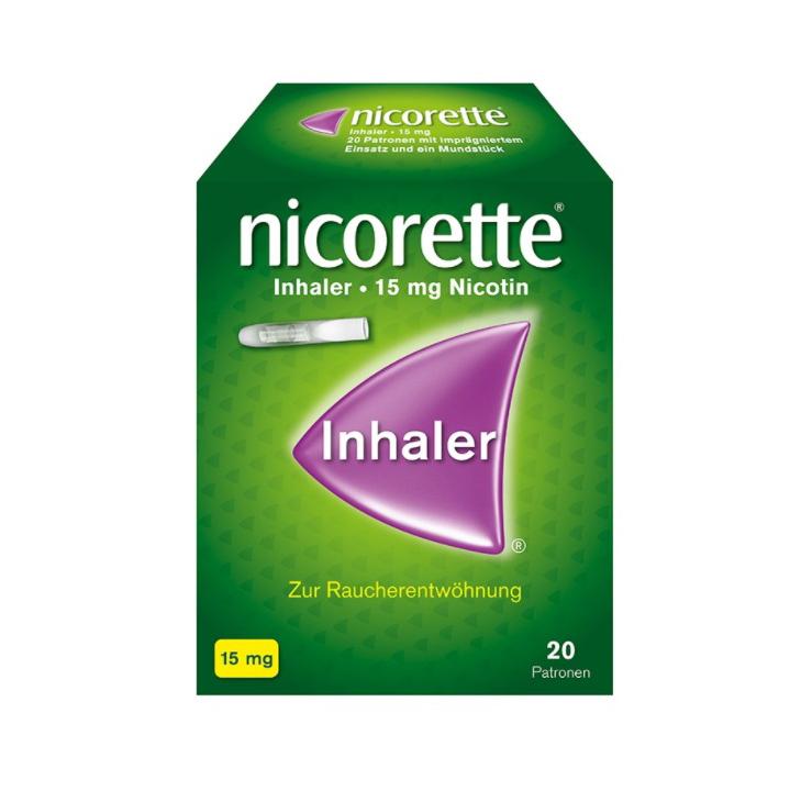 nicorette Inhaler