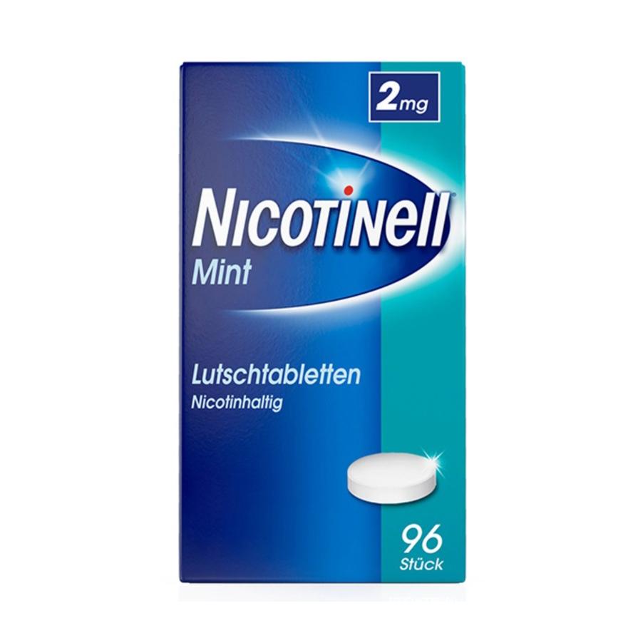 Nicotinell Lutschtabletten Mint