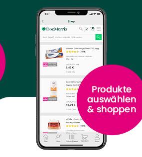 Bequem online shoppen